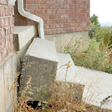 sinking outdoor concrete in need of mudjacking in Fort Wayne