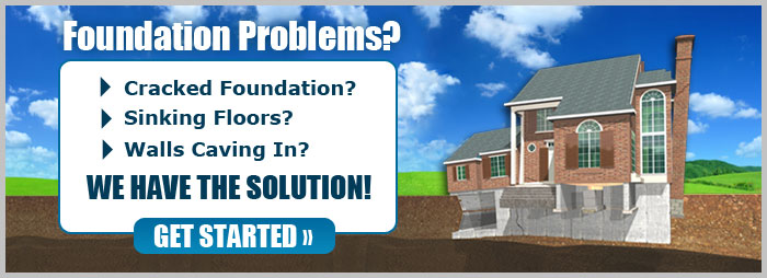 We are the Indiana Foundation Repair Experts!